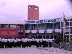 Balachadi Sainik School