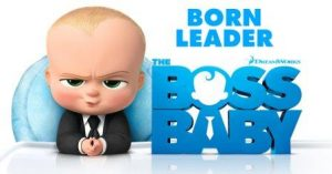 Boss Baby Animated film