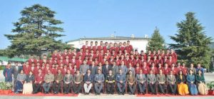 Ghorakhal Sainik School Top in India