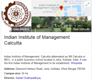 IIM Calcutta - MBA College in India
