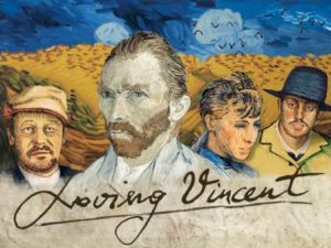 Loving Vincent Animation Movie