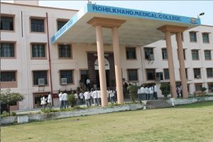 Rohilkhand Medical College in Uttar Pradesh