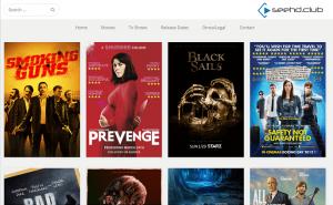 SeeHD - Movie Streaming Website