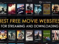 Top 6 Free Movie Streaming Sites