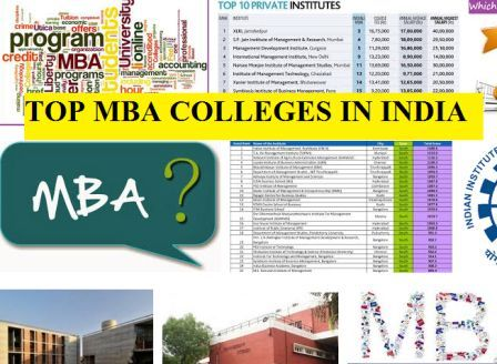 Top 6 MBA Colleges in India Placement Wise 2021