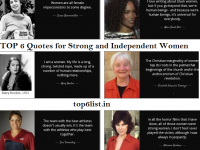 top 6 strong women quotes