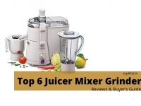 Top 6 Juicer Mixer Grinder in india