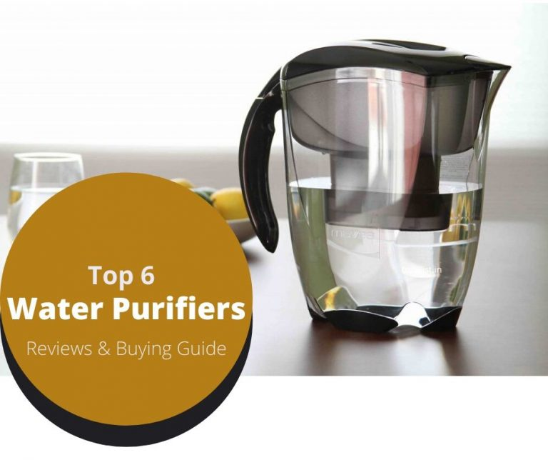 Top 6 Water Purifiers Brands in India | Oct 2021 | Reviews