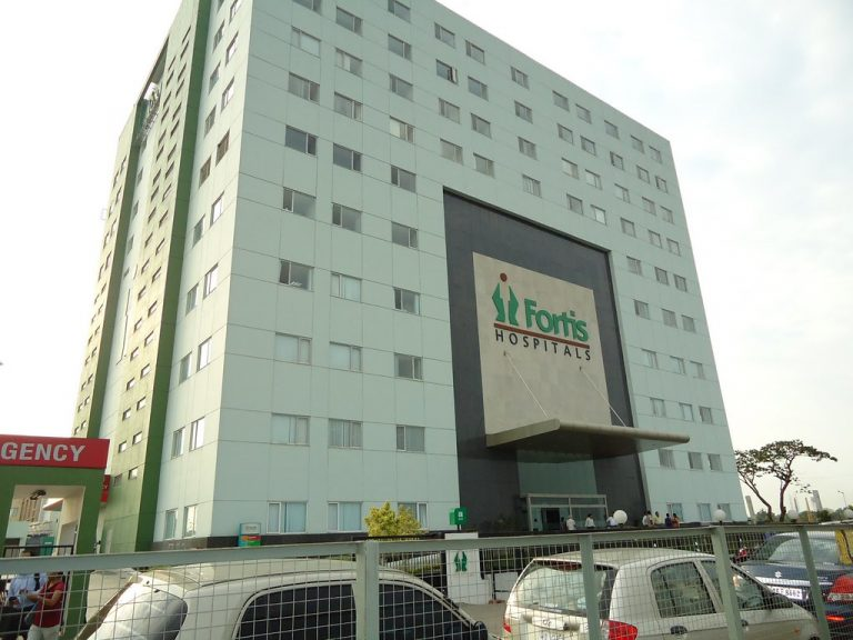 top 6 hospitals in india