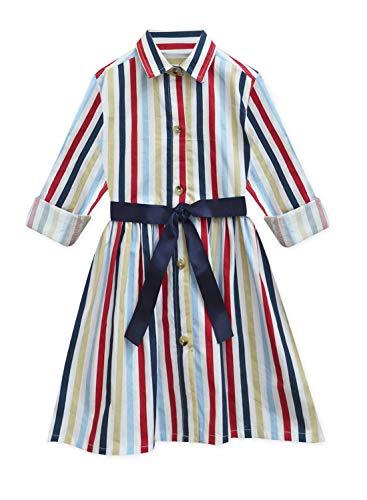 A.T.U.N Girl's Shirt Dress