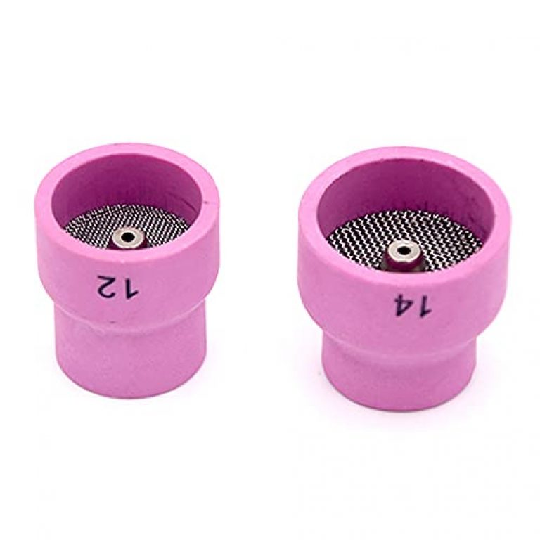 Belity TIG Welding Torch Nozzle Rings Covers Gases Lens Glass Ceramic Cup Kit Welding Cup for WP9/17/18/20/25/26 Welding Accessories Tool Kit Ceramic Welding Cup