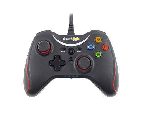 Cosmic Byte Callisto Wired Gamepad with Programmable Buttons for Windows PC