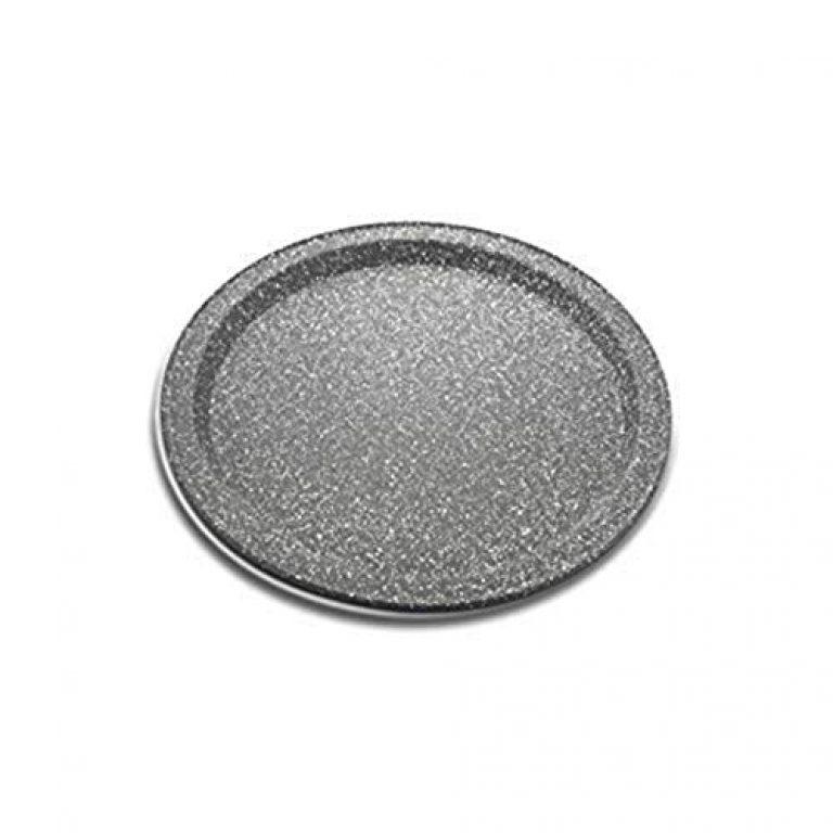 Femora Carbon Steel Stone Ware Non-Stick Coated Pizza Plate (26 x 26 cm)