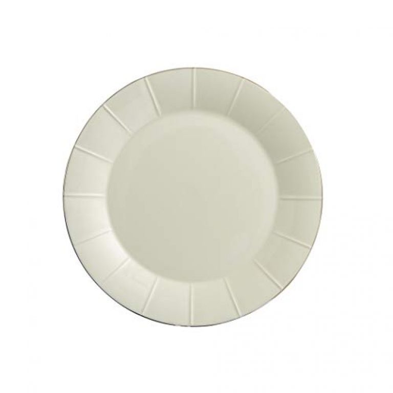 Home Centre Bliss Side Plate – White