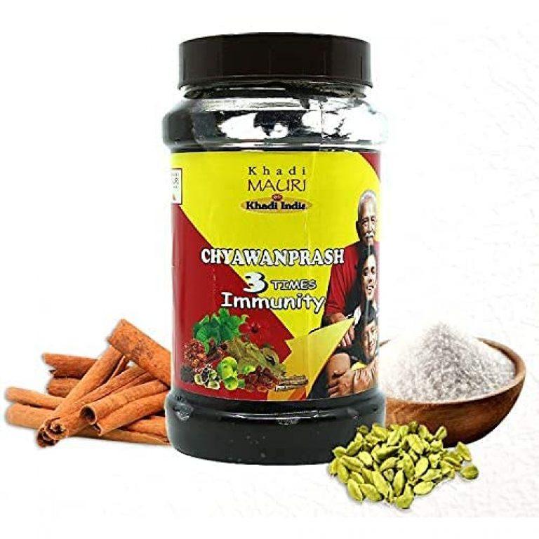 Khadi Mauri Herbal Chyawanprash – 1 Kg