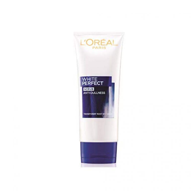 L'Oreal Paris White Perfect Anti-Dullness Scrub, 100ml